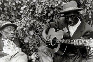 Mississippi John Hurt and Skip James