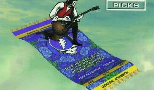 "Grateful Dead ""Dick's Picks Volume 12"""