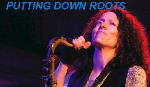 Nancy Wright  Putting Down Roots
