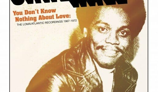 """Carl Hall """"You Don't Know Nothing about Love: The Loma/Atlantic Recordings 1967-1972"""" Omnivore Recordings"""