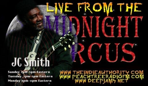 LIVE from the Midnight Circus 6/29/2015 with JC Smith!