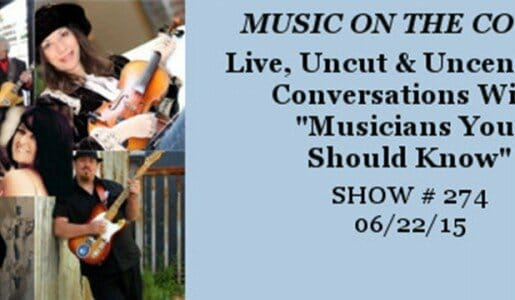 Music on the Couch Show 274 6/22/15