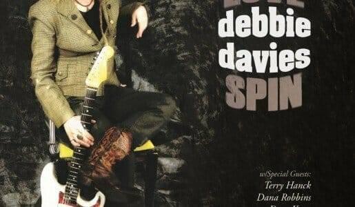 Debbie Davies  Love Spin