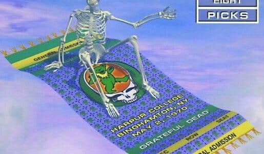 Grateful Dead Dick's Picks Volume Eight