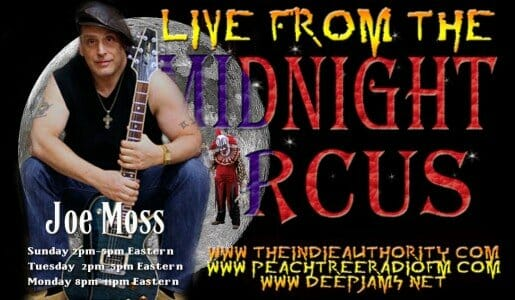 LIVE from the Midnight Circus 7/6/2015