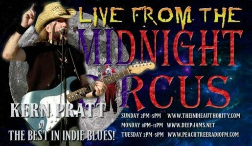 LIVE from the Midnight Circus 7/12/2015 with Kern Pratt