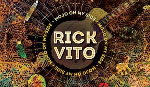 Rick Vito  Mojo On My Side