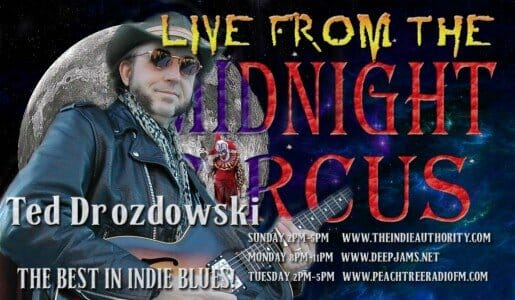 LIVE from the Midnight Circus 7/19/2015 with Ted Drozdowski!