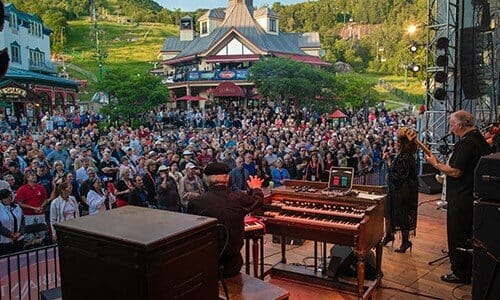 2015 Tremblant Blues Festival