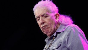20.02.2014, Orpheum, Graz, John Mayall live im Rahmen seiner 80th Anniversary Tour.