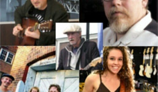 "Music on the Couch 8/10/2015 ""Musicians You Should Know"""