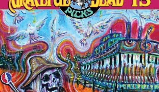 "Grateful Dead ""Dave's Picks Volume 15"""
