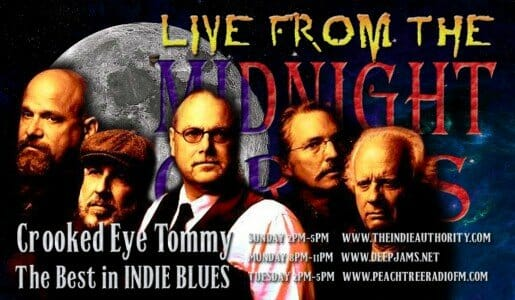 LIVE from the Midnight Circus 9/1/2015 with Crooked Eye Tommy