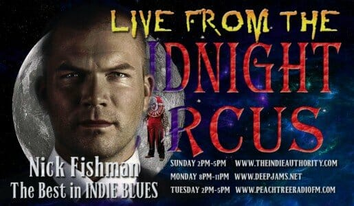 LIVE from the Midnight Circus 9/15/2015 with Nick Fishman