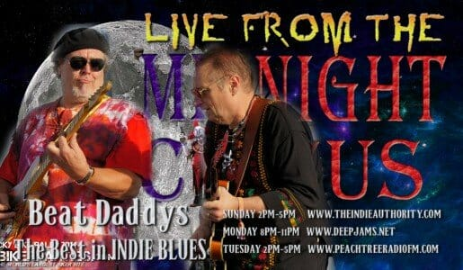 LIVE from the Midnight Circus 10/6/2015 With the Beat Daddys