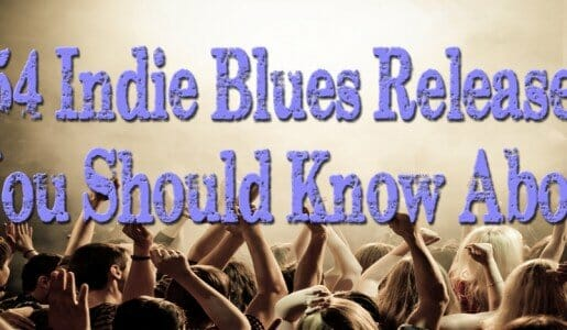 """Making a Scene – The 54 """"Indie Blues"""" CD's of 2015 you should know!"""