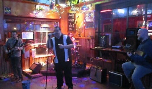 Review: The Breeze Kings at Subourbon Bar Jan 15