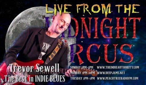LIVE from the Midnight Circus 2/7/2016 With Trevor Sewell!!
