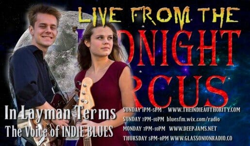 LIVE from The Midnight Circus Featuring In Laymans Terms!