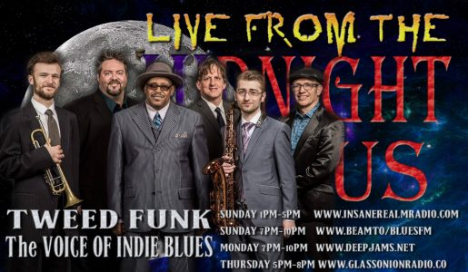 LIVE from the Midnight Circus Featuring Tweed Funk!