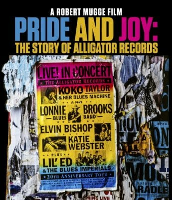 Pride and Joy The Story of Alligator Records Blu-Ray