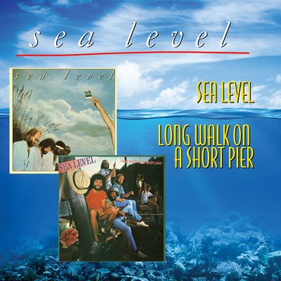 Sea Level - Long Walk on a Short Pier (2 LP's 1 CD)