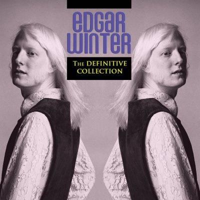 Edgar Winter Definitive 2CD's Real Gone Music