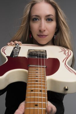 Garner Soon Picked Up A Gig With Broadway Icon Shelly Bush And Broadband Solely On The Fact She Was Female Lead Guitar Picker Didnt Have That Much