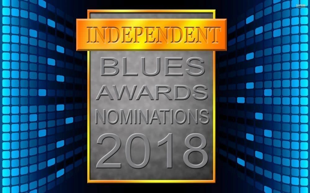 Indie Blues Award Nominations
