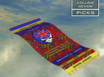 Grateful Dead Dick's Picks 7 London - 1974
