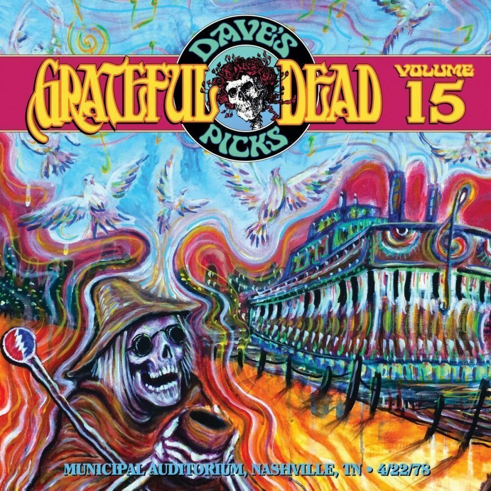 "Grateful Dead ""Dave's Picks Volume 15"" Giulia Millanta's ""Conversation with a Ghost"" Paul Filipowicz Unfiltered ""All Things Must Pass"" The rise and fall of Tower Records (96 minute DVD) SOUTHBOUND – Nashville Songwriter-Singer Bob Rea Ry Cooder The Prodigal Son The Meters ""A Message from the Meters"" The Complete Josie, Reprise & Warner Bros. Singles 1968-1977 Neko Case Hell On Keeshea Pratt Band Believe Grateful Dead ""Dave's Picks Vol. 19"" Honolulu, HI – 1/23/1970 (3CD's) Kara Grainger Living With Your Ghost The Proven Ones Wild Again Garcia Live Volume Six"