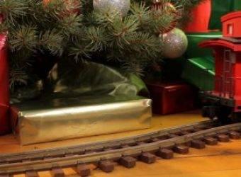 xmas train