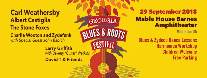 Georgia Blues and Roots festival