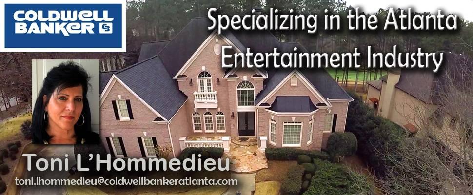 Toni L'Hommedieu Realtor for Atlanta's Entertainment Industry