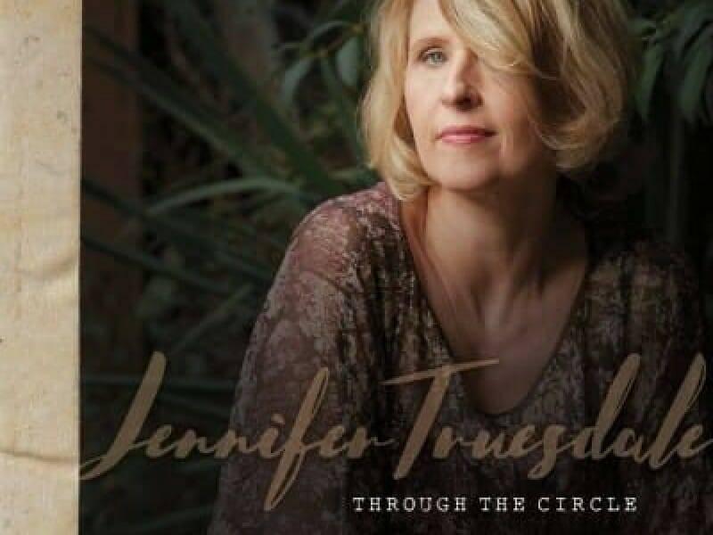JenniferTruesdaleCDCoverArtThroughTheCircle