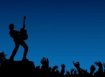 Silhouette-Rock-Concert-Wallpaper1