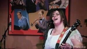 Amanda Fish live!