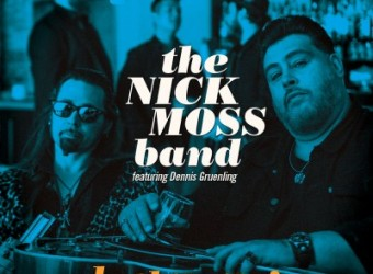 Lucky Guy! by The Nick Moss Band featuring Dennis Gruenling