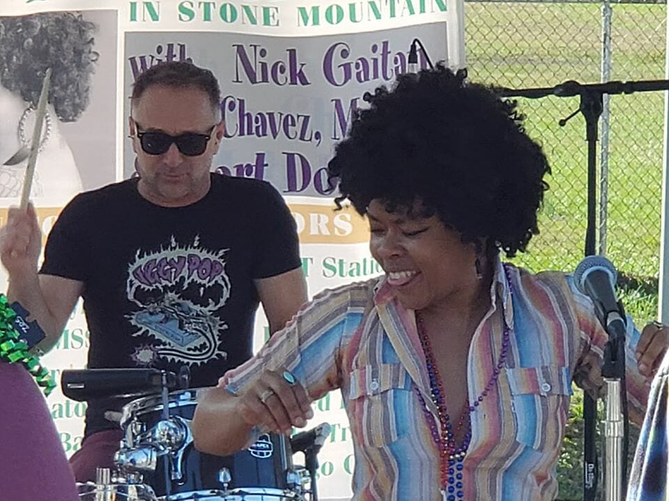 Nikki Hill Stone Mountain Mardi Gras Parade and Festival, February 22,2020