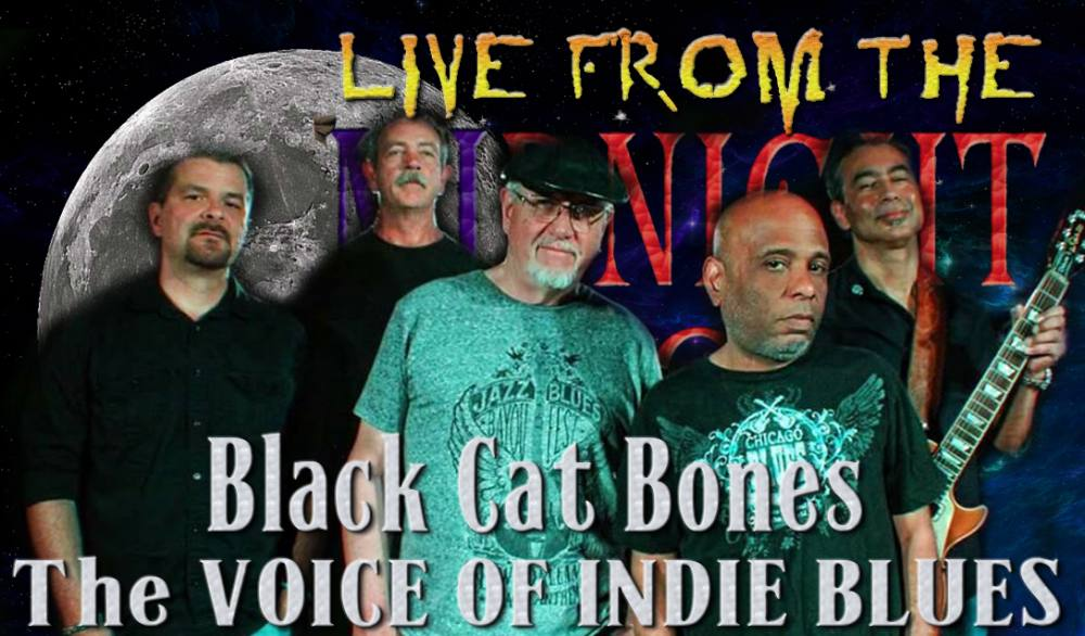 LIVE from the Midnight Circus Featuring Black Cat Bones