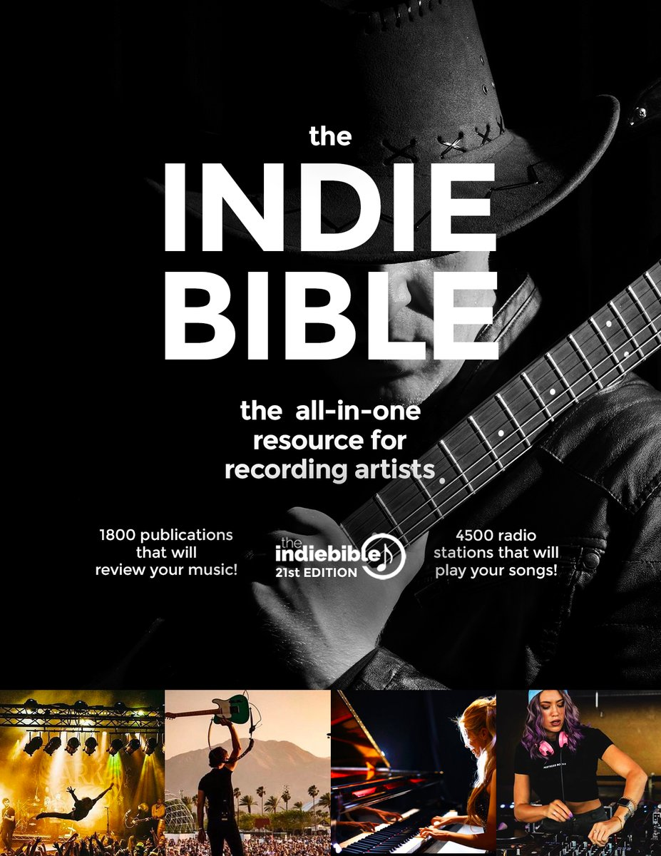 The Indie Bible 2021 Review