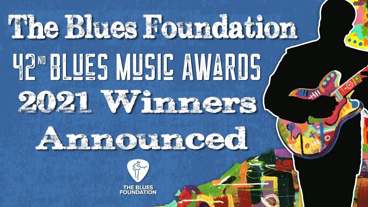 Blues Foundation announces BMA Winners