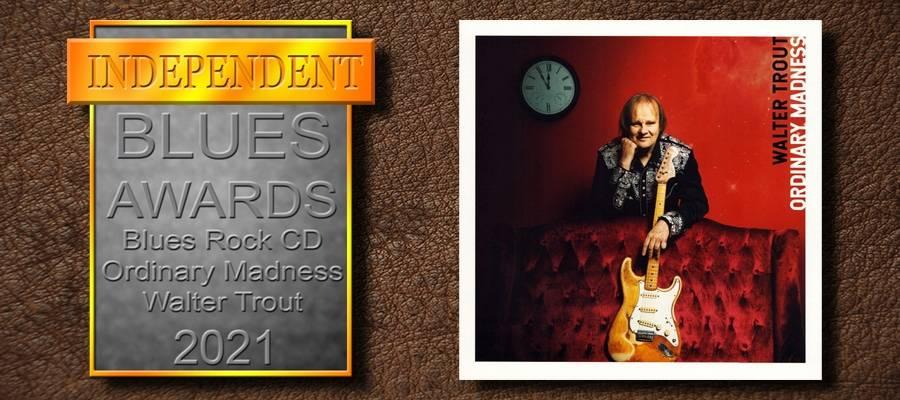 Blues Rock CD