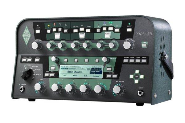 Review Kemper Amplifier Profiler