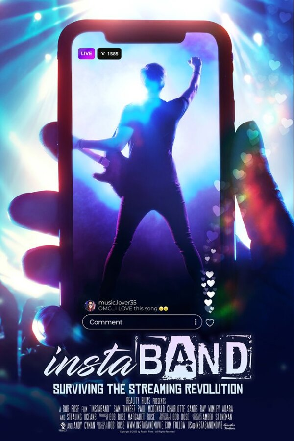 Review - InstaBand the Movie