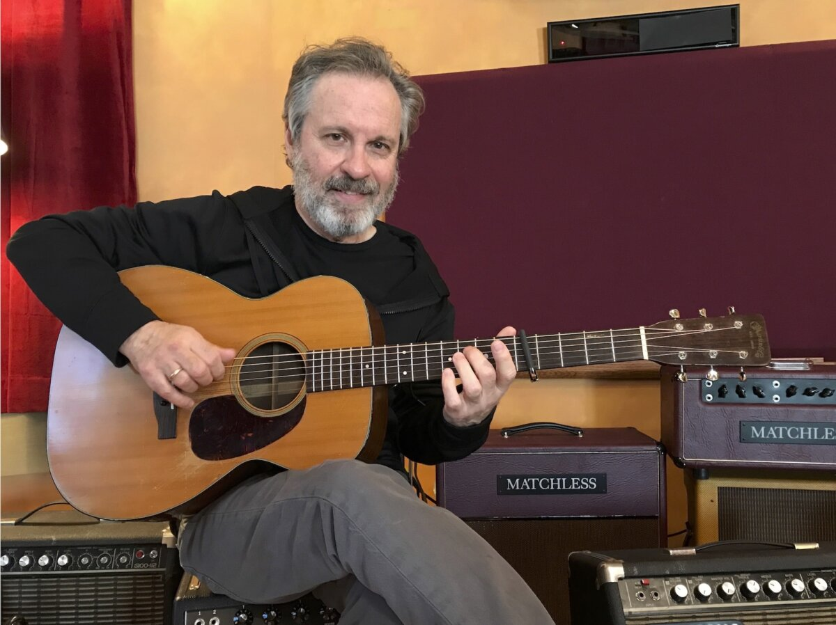 An Interview with a Pro - Mark Leggett - Composing for TV and Film